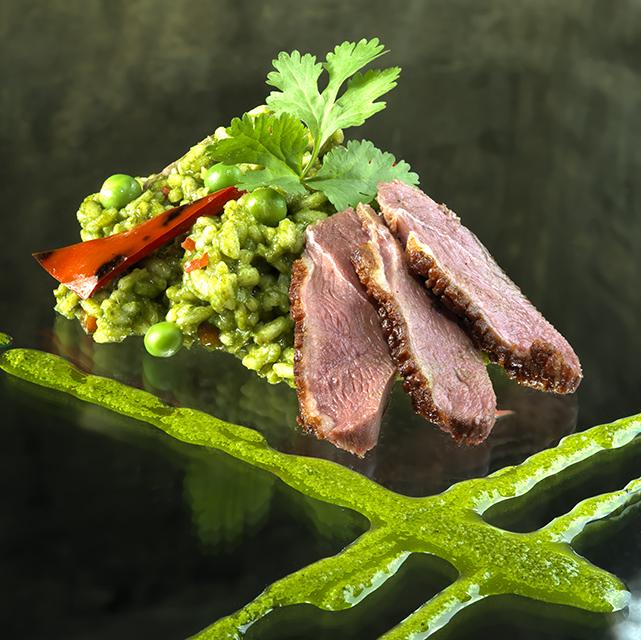 Fotografía de Alimentos Restaurant La Huaca Pucllana